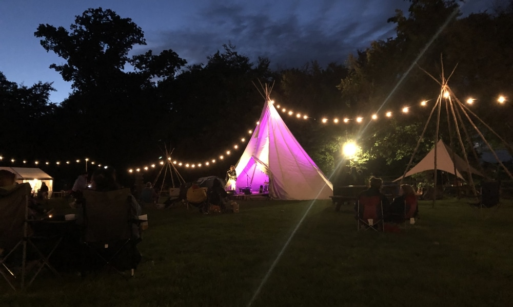 110 Above Festival – Camping Sessions Review