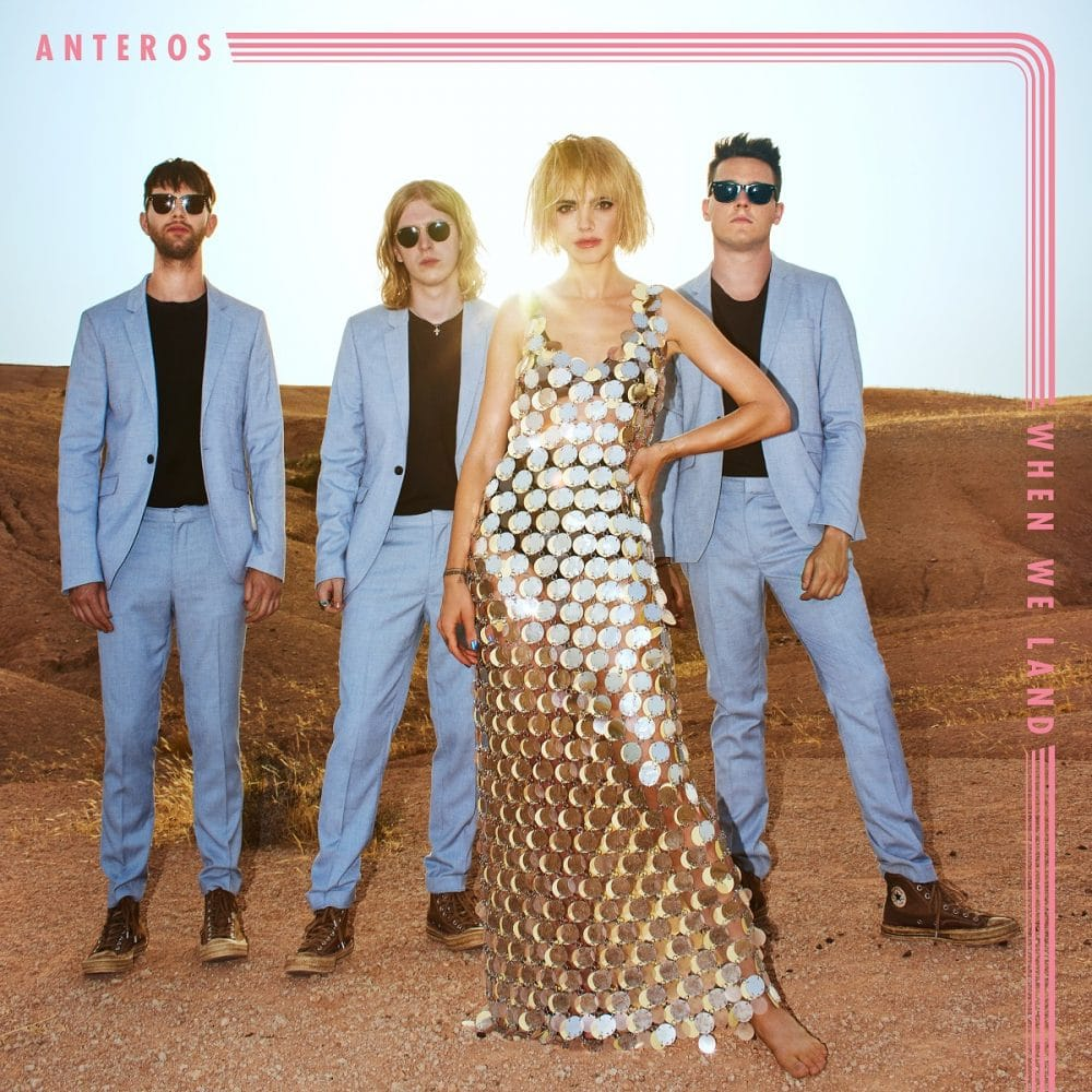 Anteros when we land cover artwork