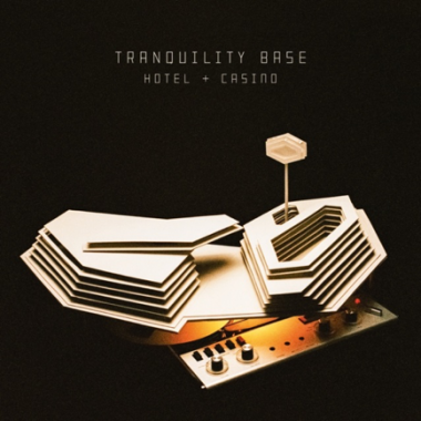 Arctic Monkeys Tranquility Base Hotel & Casino artwork