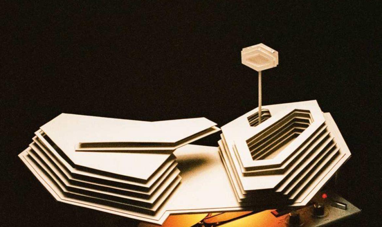 Arctic Monkeys Tranquility Base Hotel Casino cover artwork