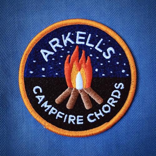 Arkells - Campfire Chords Album Art