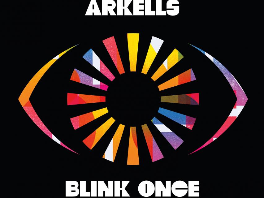 Arkells Blink Once Artwork