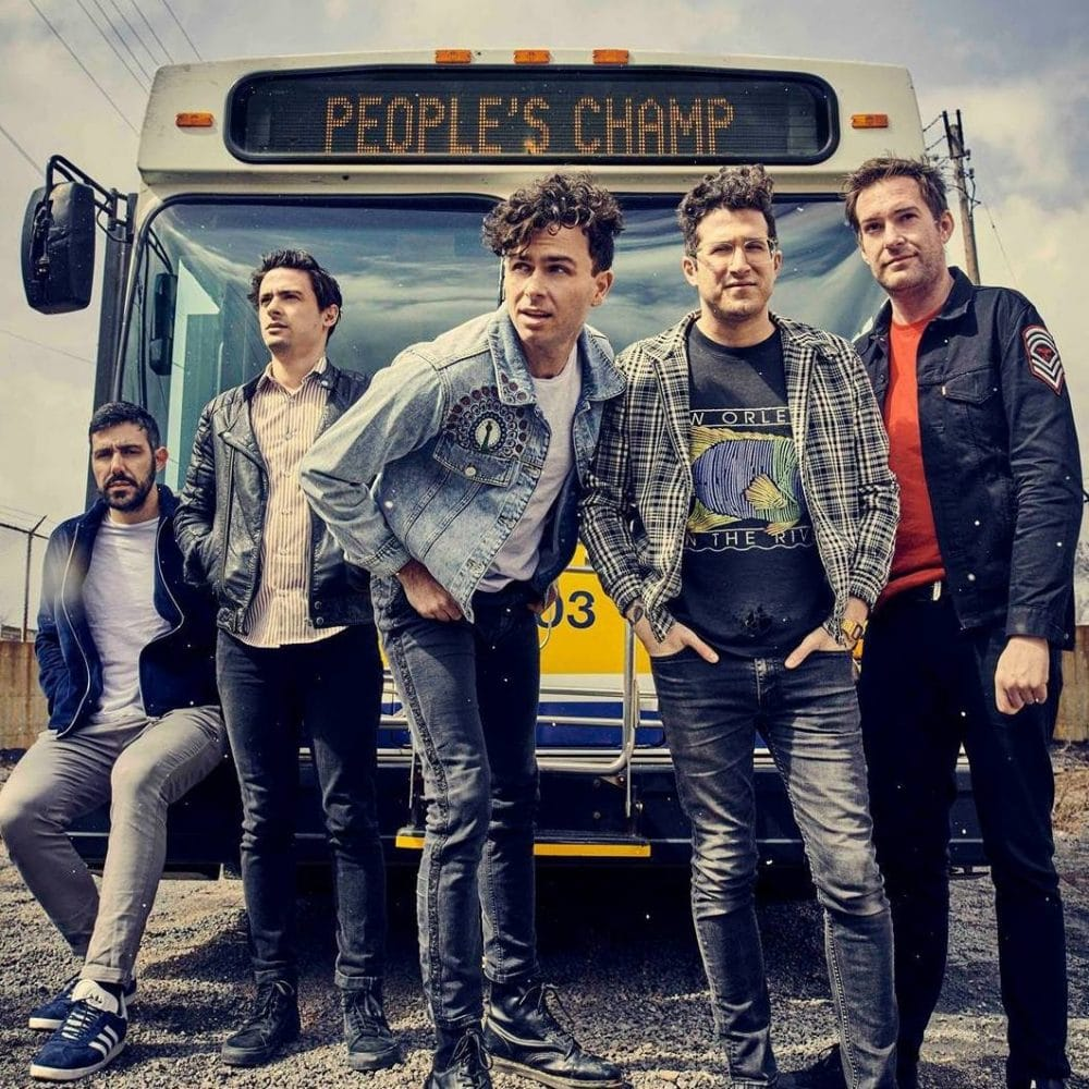 Arkells peoples champ single press shot 2018