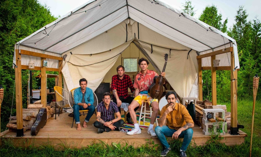 Arkells drop new single 'Quitting You', reveal 'Campfire Chords'