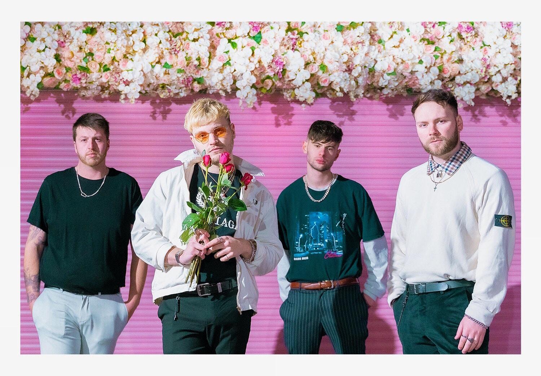 Bad Love band press shot