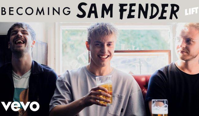 Becoming Sam Fender Vevo Lift