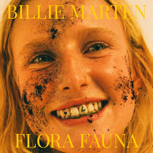 Billie Marten Flora Fauna Album Artwork