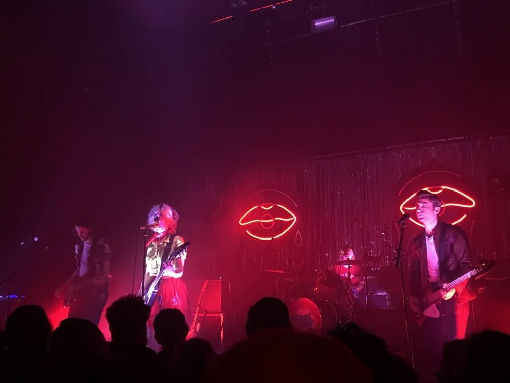 Black Honey at Riverside Newcastle October 22 2018