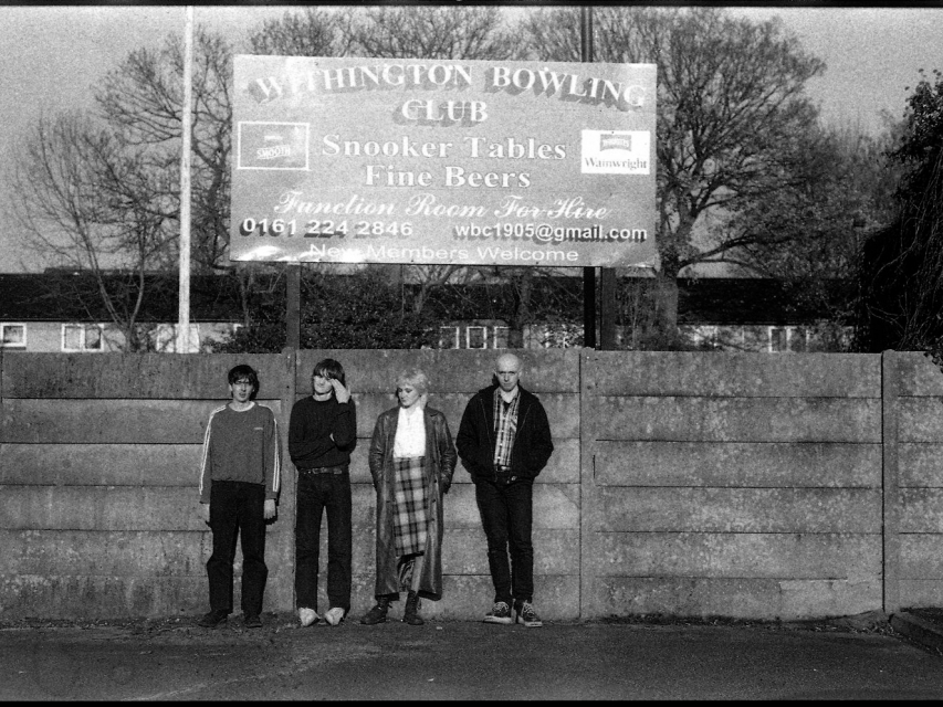 Blanketman band press shot