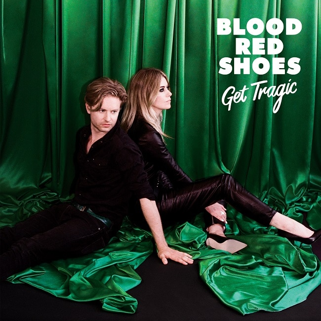 Blood Red Shoes get tragic album artwork