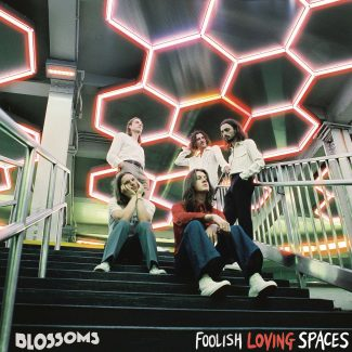 Blossoms Foolish Loving Spaces album artwork