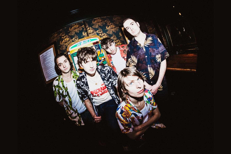 CABBAGE band 2020 press shot