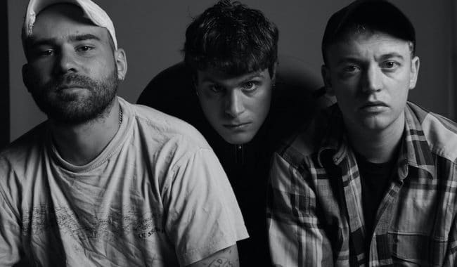 DMA's For Now press shot by Jesse Lizotte