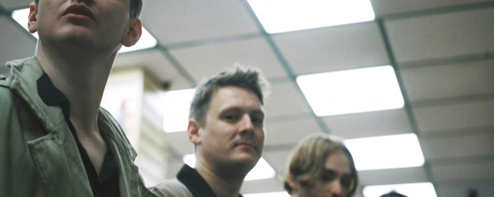 Declan Welsh & the decadent west band press shot