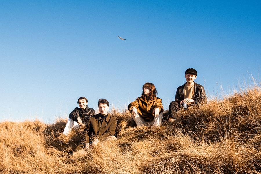 FUR band press shot by Julia Nala