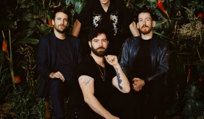 Foals 2019 press shot credit Alex Knowles