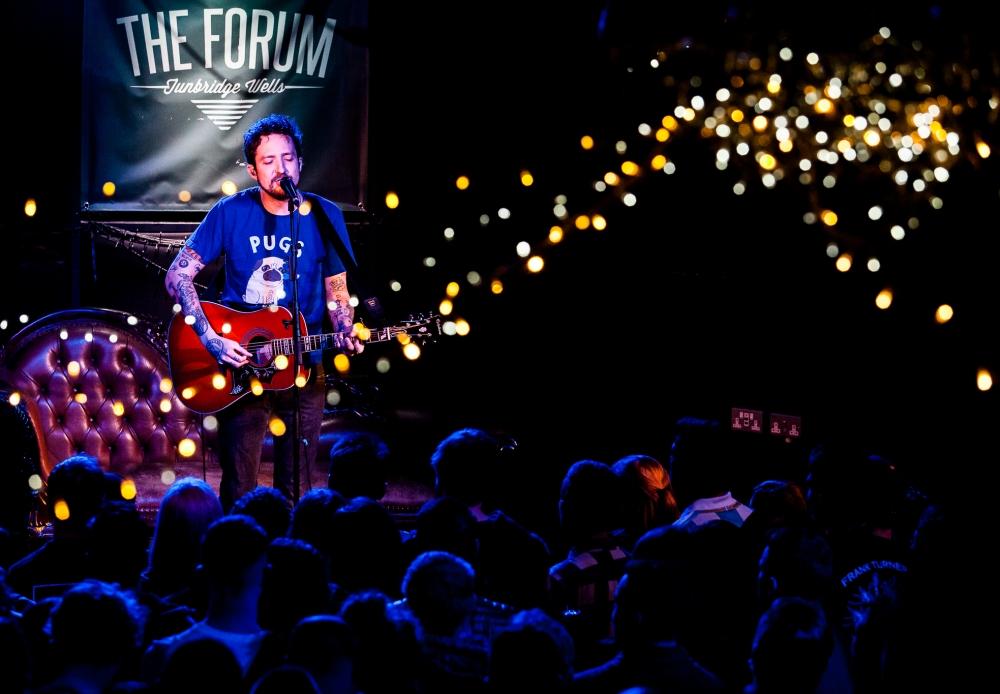 Frank Turner live at the forum tunbridge wells