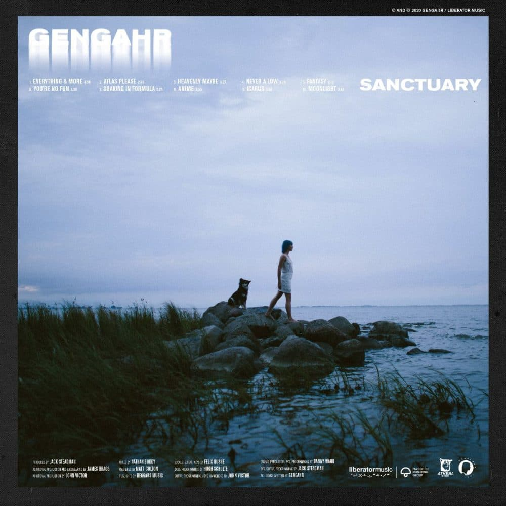 Gengahr Sanctuary album artwork