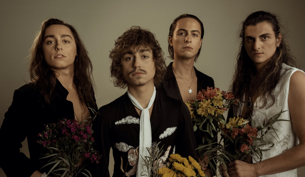 Greta Van Fleet return with new album the battle at garden's gate