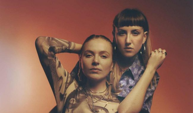 Ider album press shot by Ade Udoma & Michelle Janssen