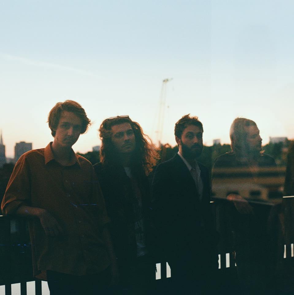 Imperial Daze band press photo