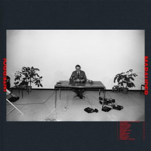 Interpol Marauder cover artwork