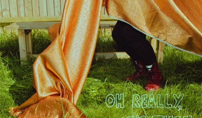 Jemma Freeman and The Cosmic Something album artwork