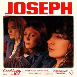 Joseph good luck kid cover artwork