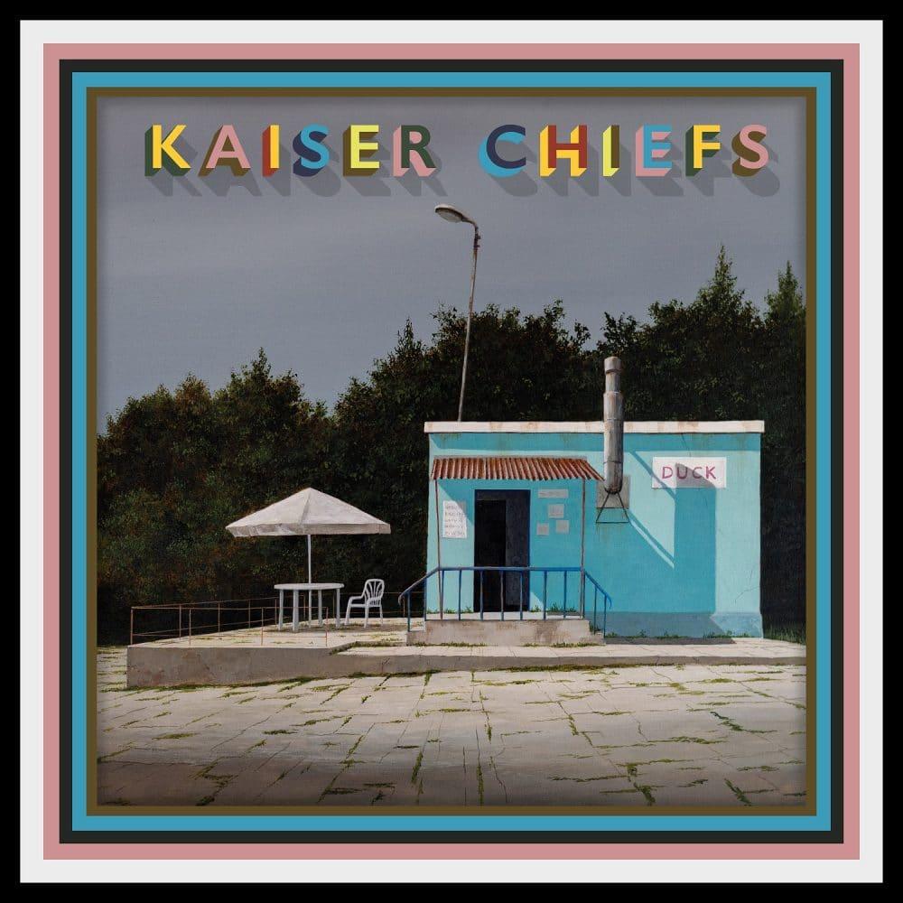 Kaiser Chiefs Duck album artwork