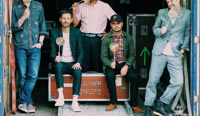 Win tickets for the Kaiser Chiefs UK tour 2019