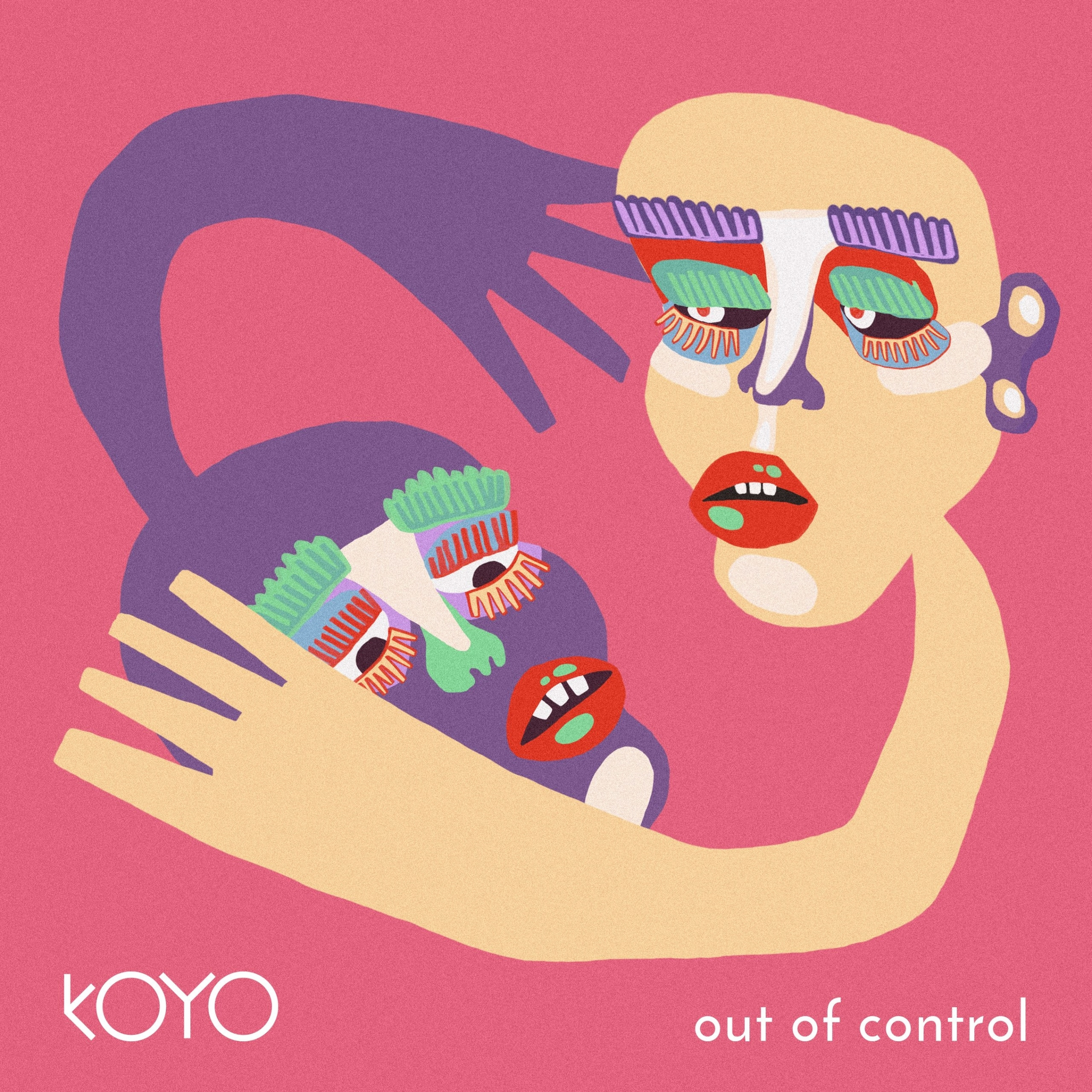 Koyo - Out Of Control artwork