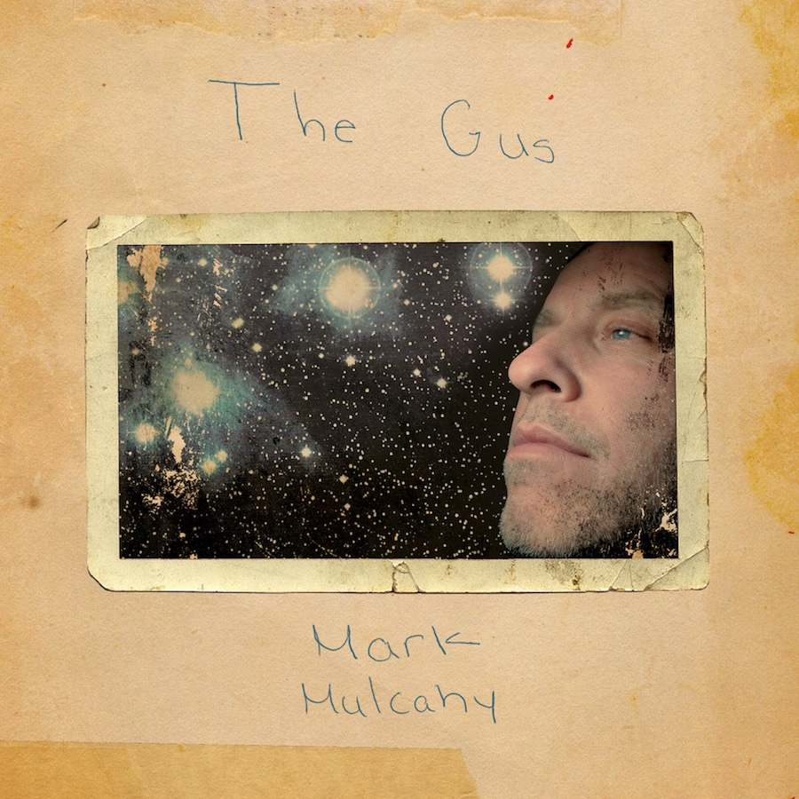 Mark Mulcahy the gus cover artwork