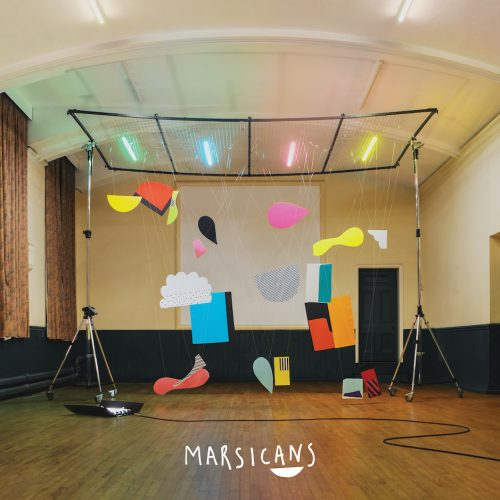 Marsicans Ursa Major Album Artwork