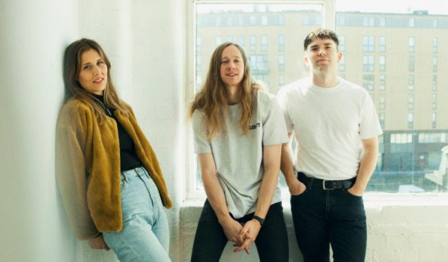 Middle Kids press shot by Ellie Smith