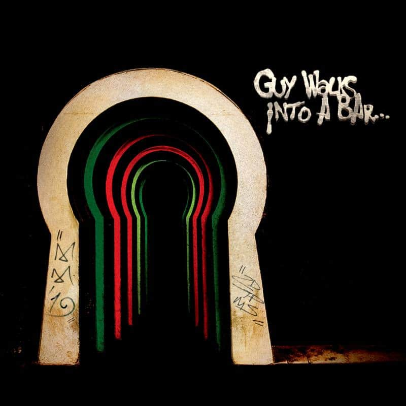 Mini Mansions Guy Walks Into A Bar cover artwork