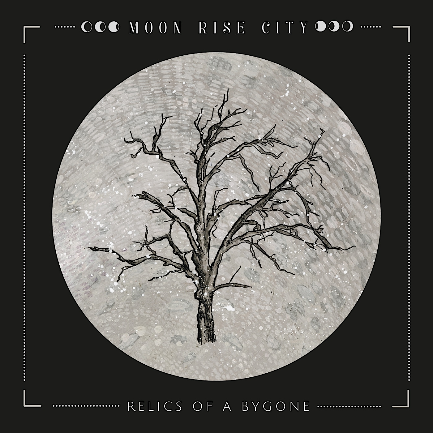 Moon Rise City Relics of a Bygone EP artwork
