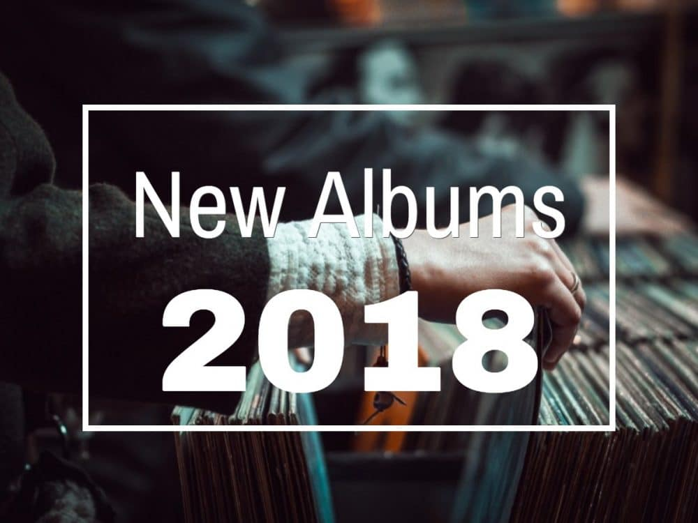 New albums 2018