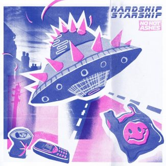 No Hot Ashes Hardship Starship artwork