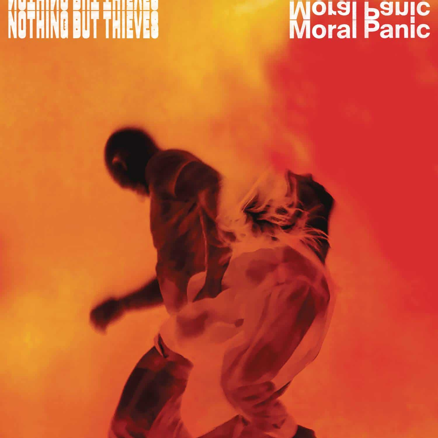 Nothing But Thieves Moral Panic artwork