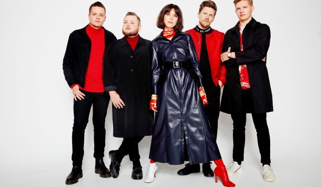 Of Monsters and Men Press Image by Meredith Truax