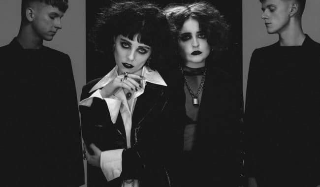 Pale Waves Noises single press shot 2018