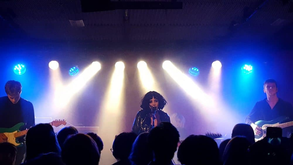 Pale Waves live in Berlin 20171029