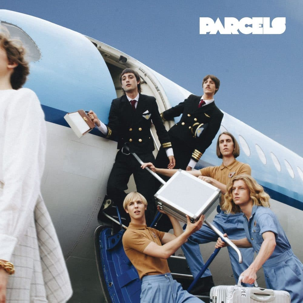 Parcels debut album cover artwork