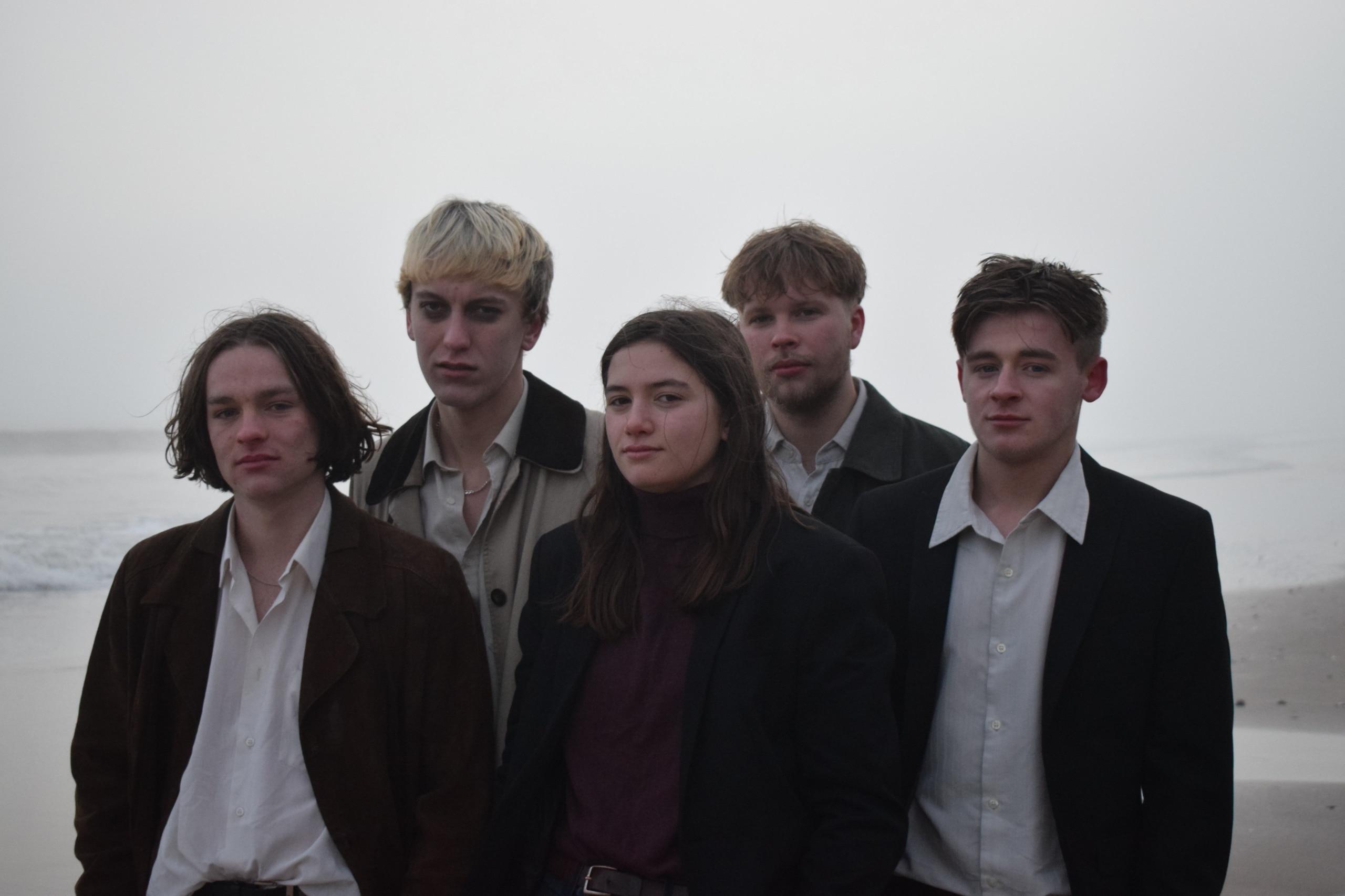Priestgate band press shot 2020