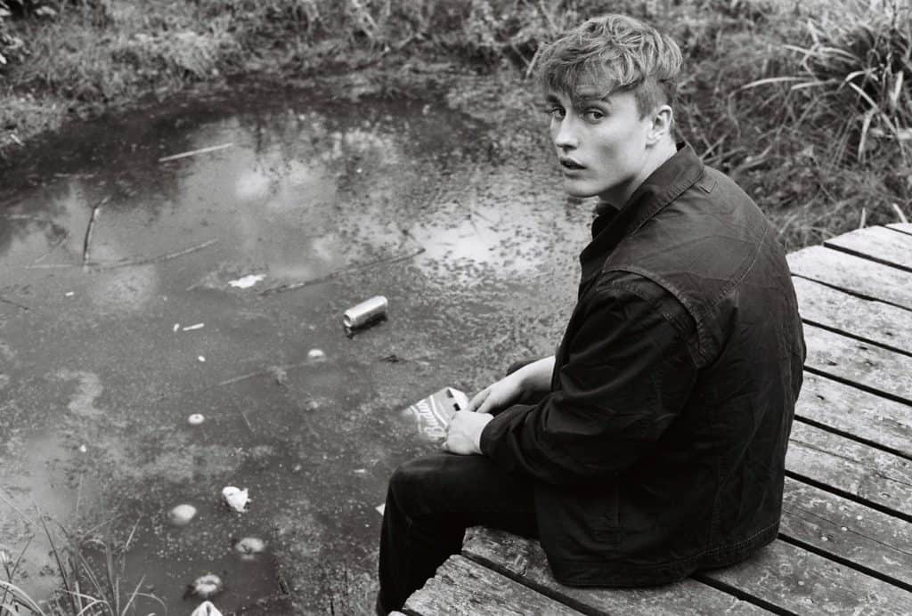 Sam Fender press shot by Jack Whitefield