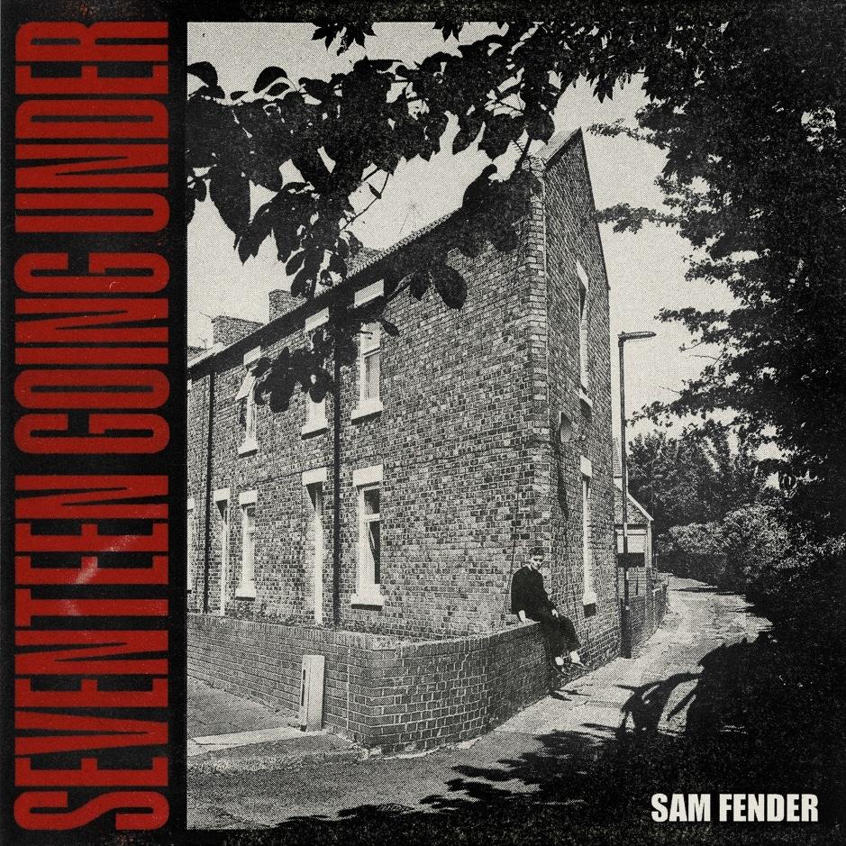 Sam Fender seventeen going under artwork