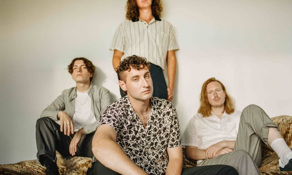 """Sea Girls drop final album taster """"Forever"""", announce new release shows"""