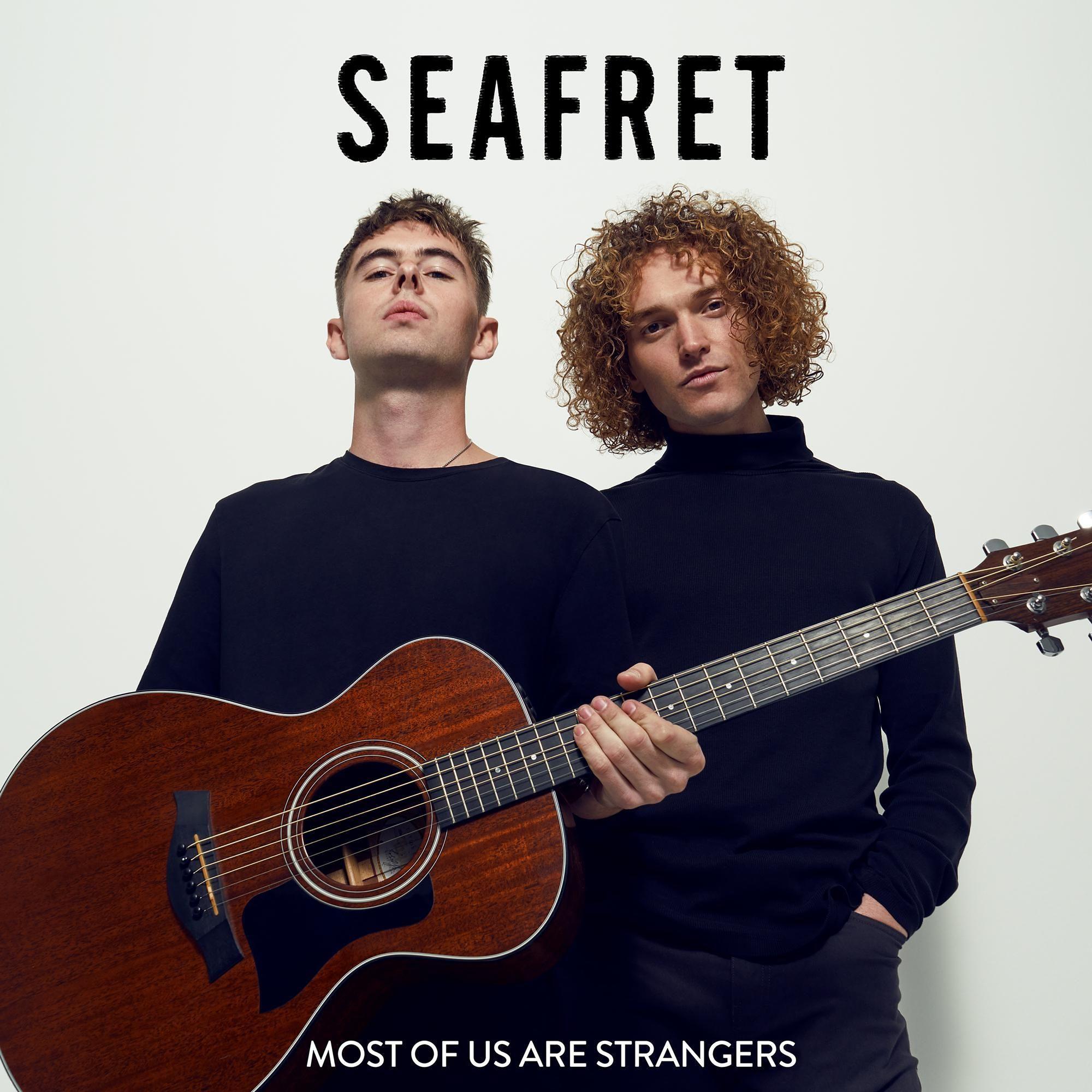 seafret most of us are strangers album artwork