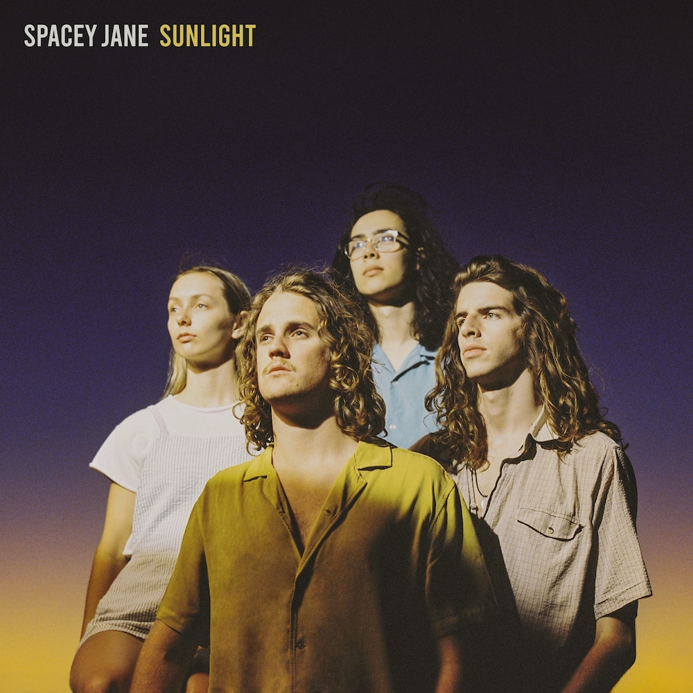 Spacey Jane Sunlight album artwork