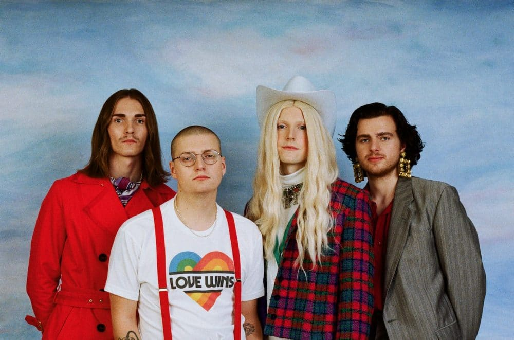 Sundara Karma 2018 press shot by Amber Pollack
